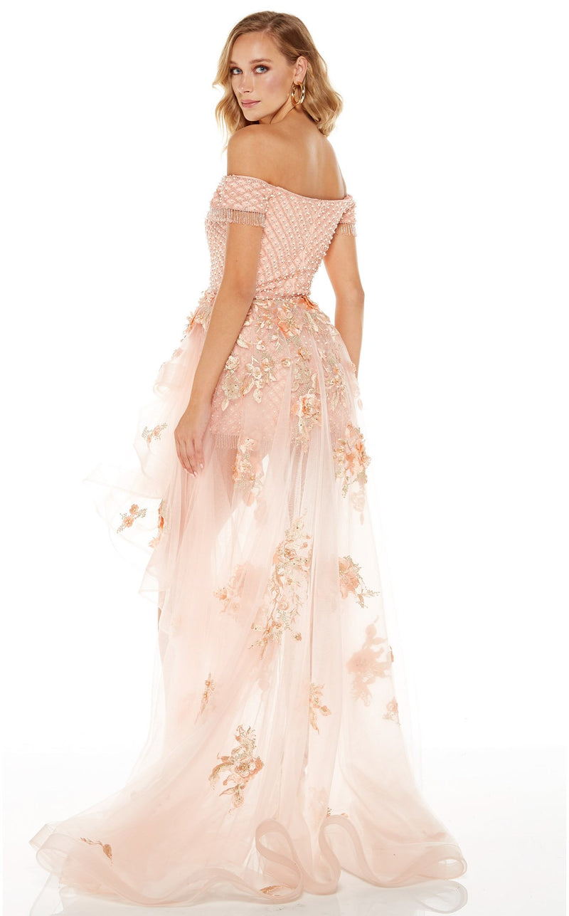 Alyce 60759 Dress Blush