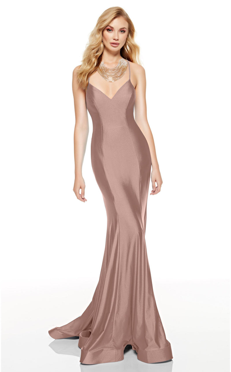 Alyce 60764 Dress Cashmere-Rose