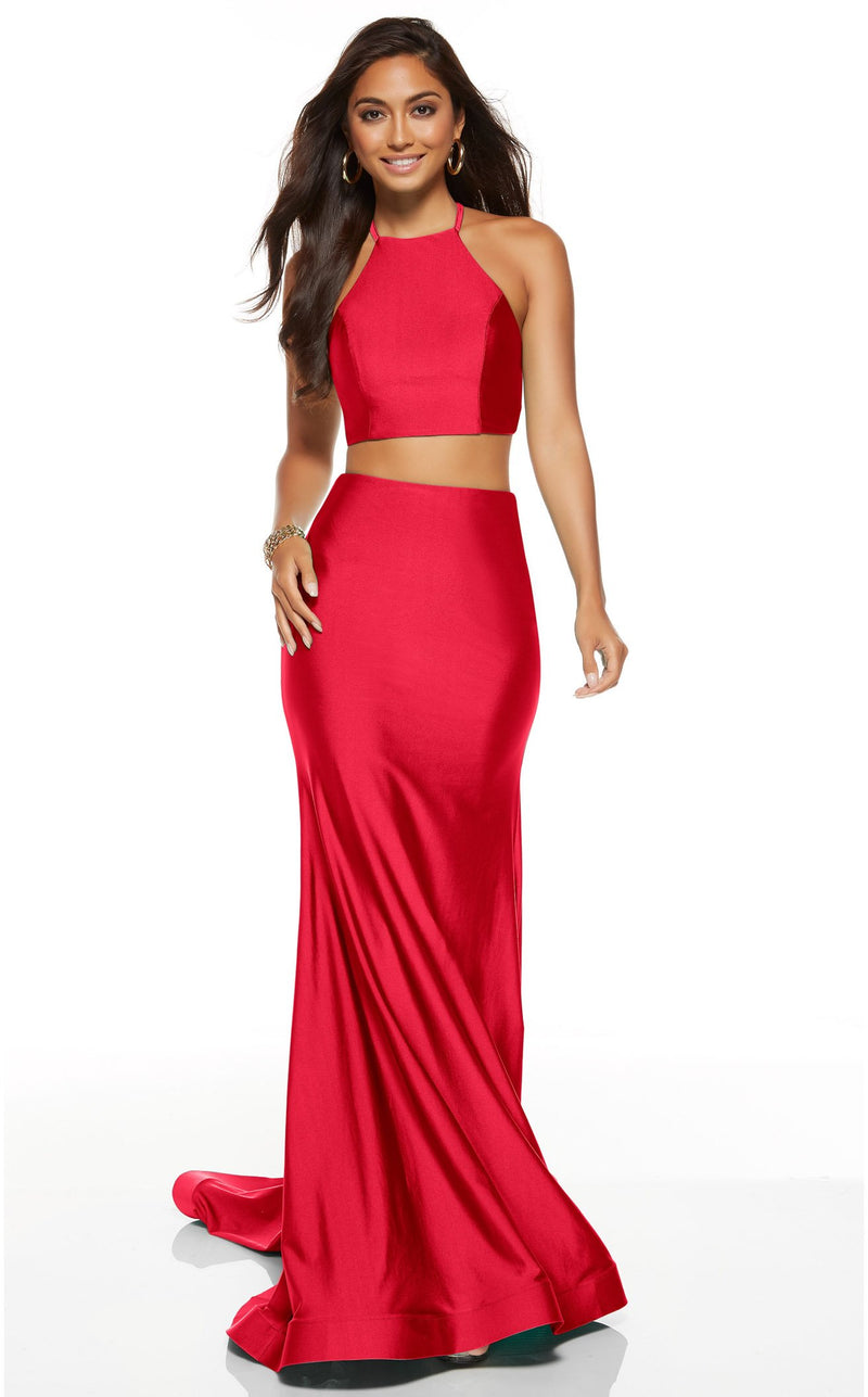 Alyce 60772 Dress Red