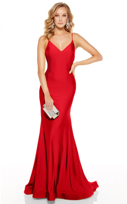 Alyce 60773 Dress Red