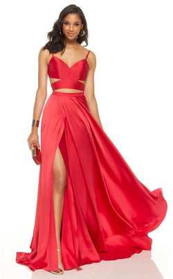 Alyce 60776 Dress Cerise