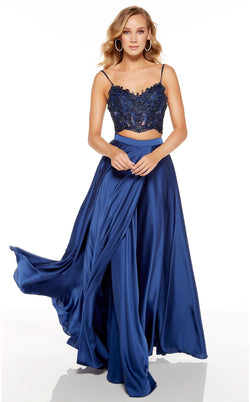 Alyce 60777 Dress Navy