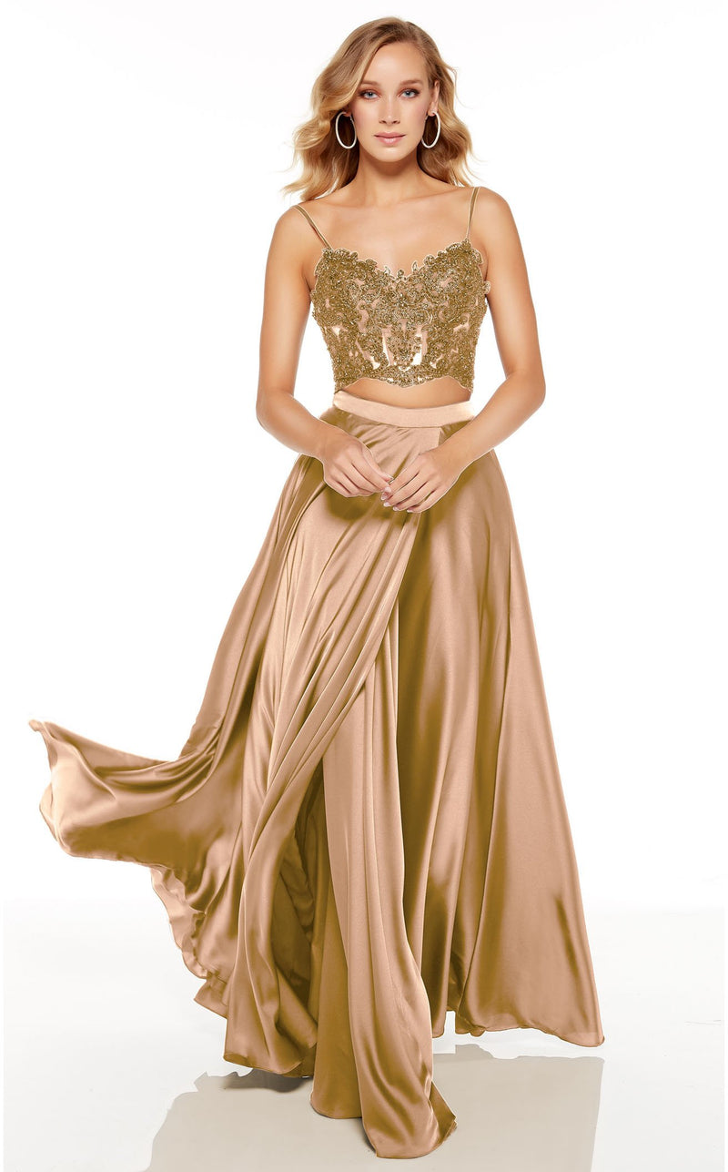 Alyce 60777 Dress Rose-Gold