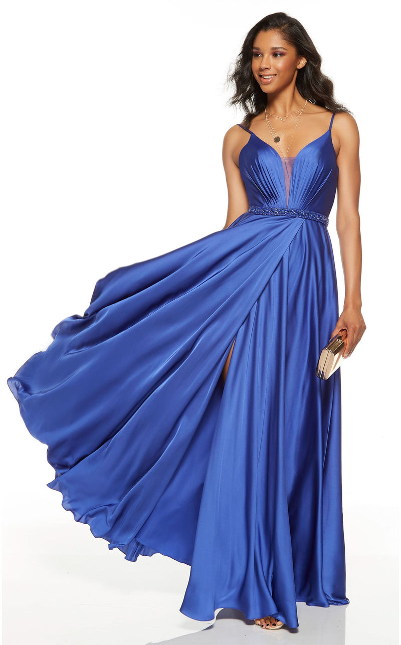Alyce 60781 Dress Cobalt