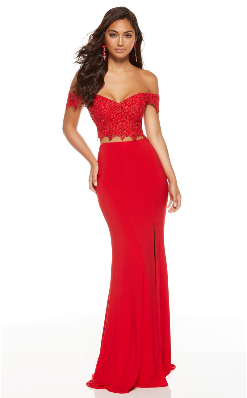 Alyce 60793 Dress Red