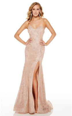Alyce 60817 Dress Rose-Gold
