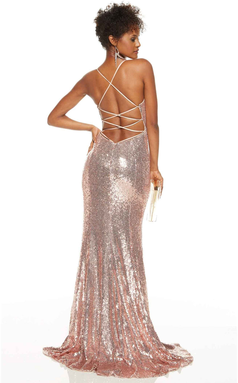 Alyce 60822 Dress Rose-Gold