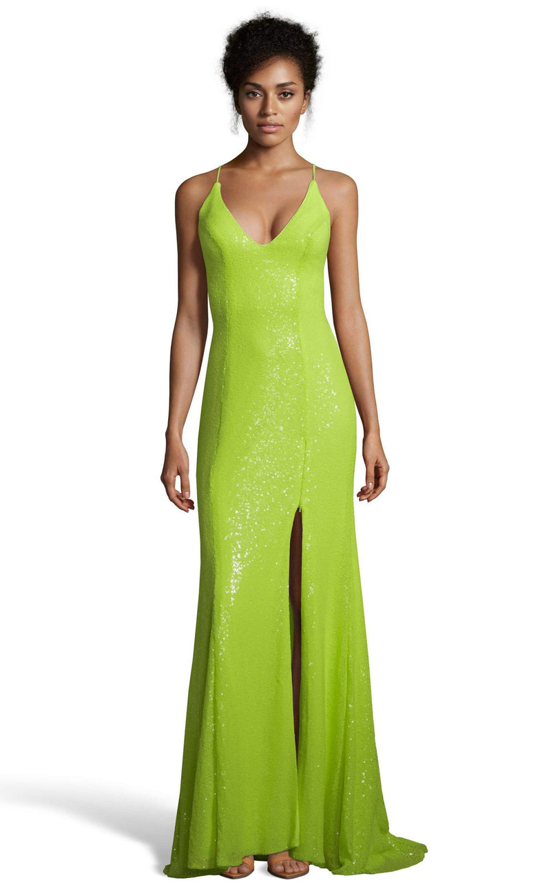 Alyce 60823 Dress Citronelle