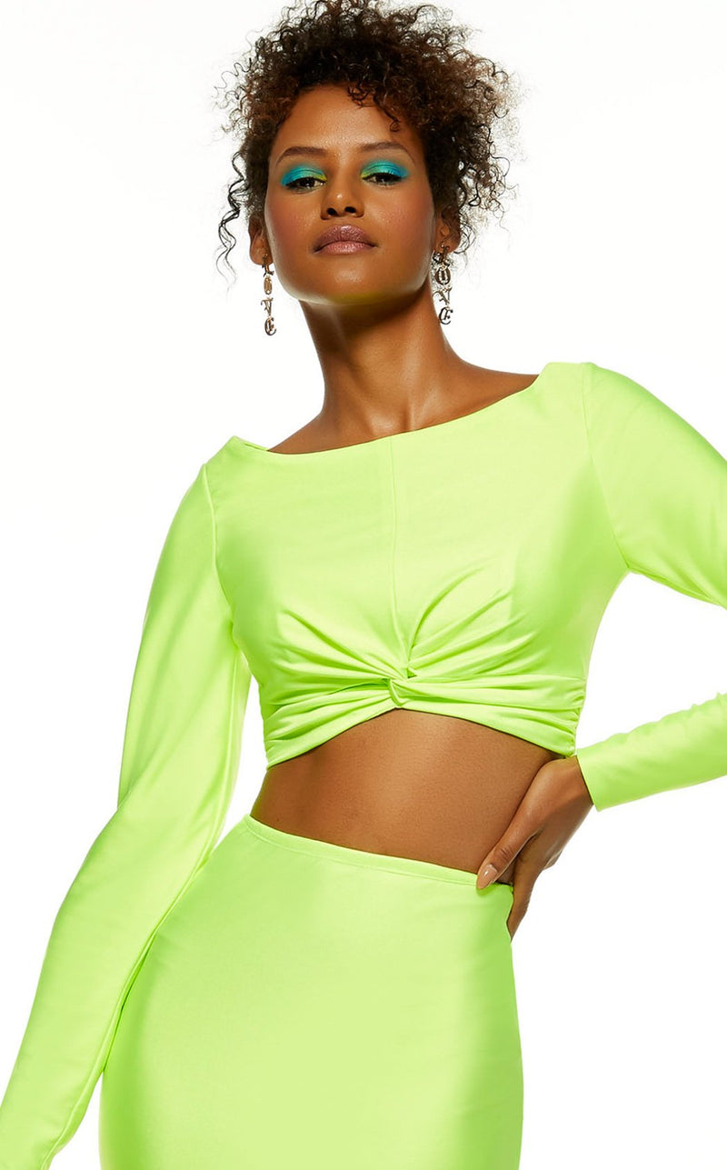 Alyce 60827 Dress Citronelle
