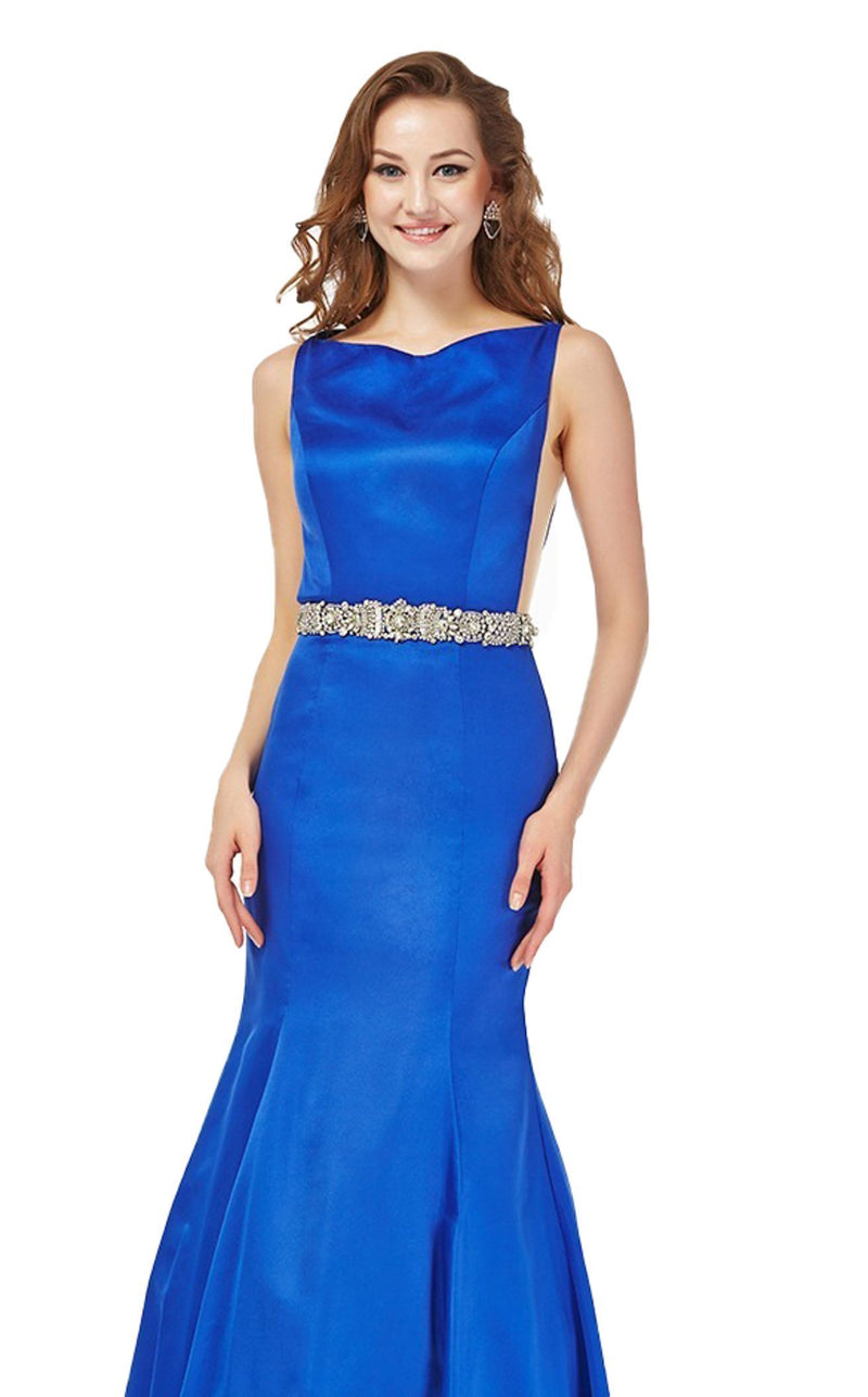 Angela and Alison 61006 Royal-Blue