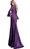 Jovani 61104 Purple