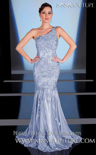 MNM Couture 0112 Blue