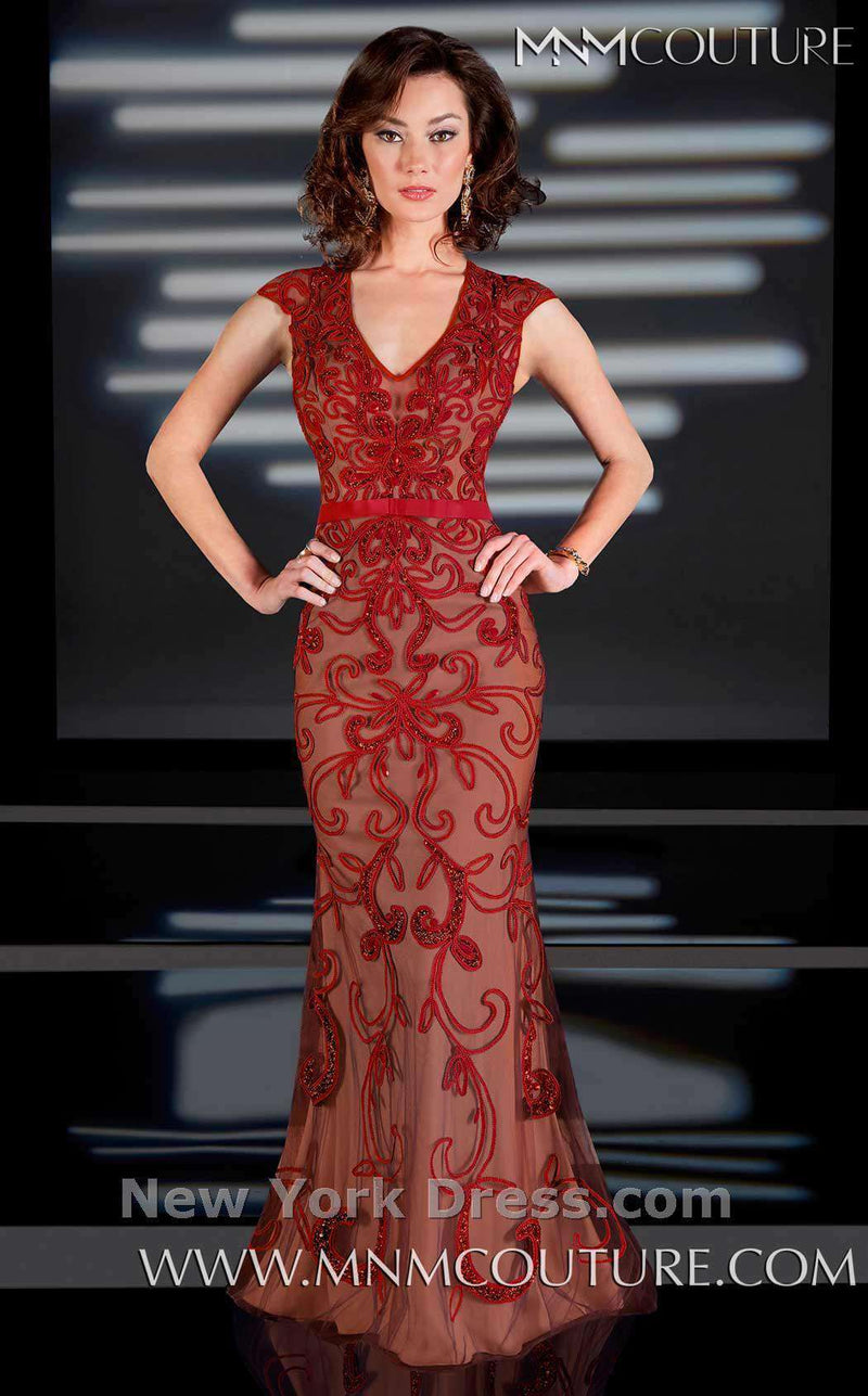 MNM Couture 0168 Red