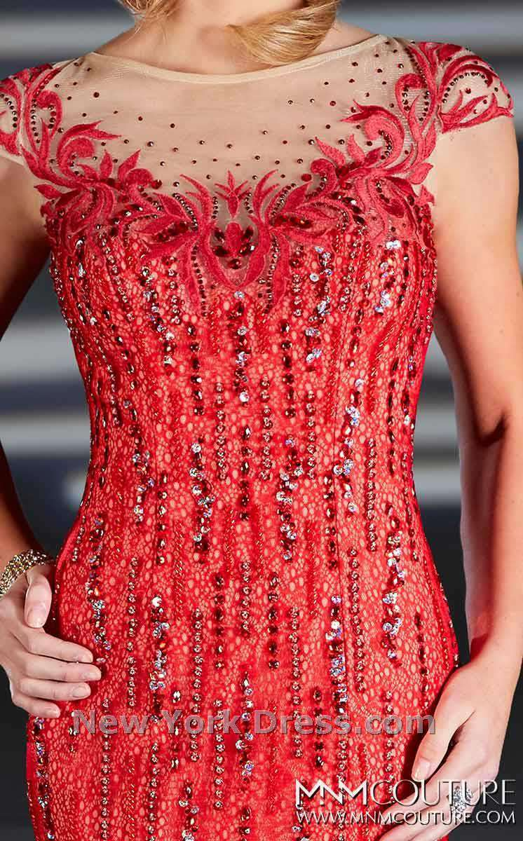 MNM Couture 0295 Red