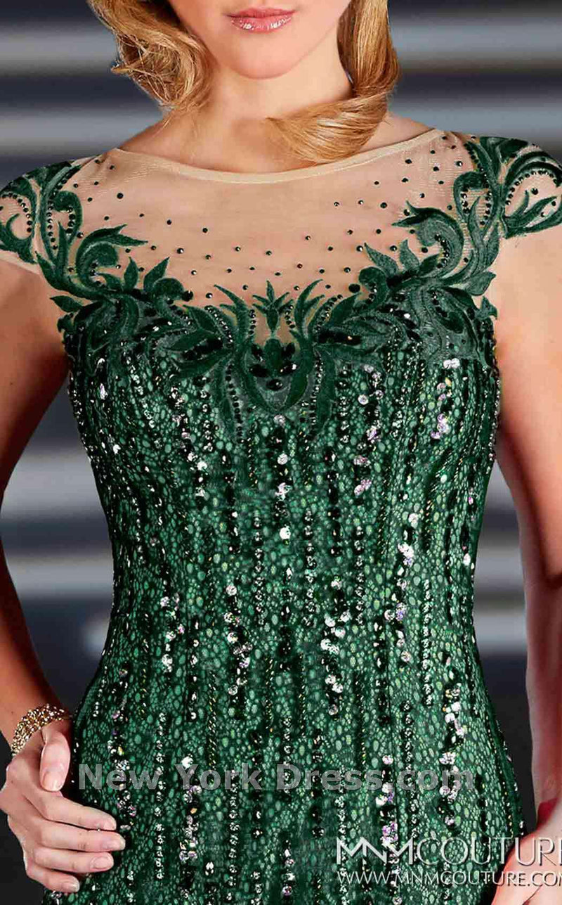 MNM Couture 0295 Green