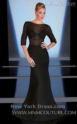 MNM Couture 0408 Black