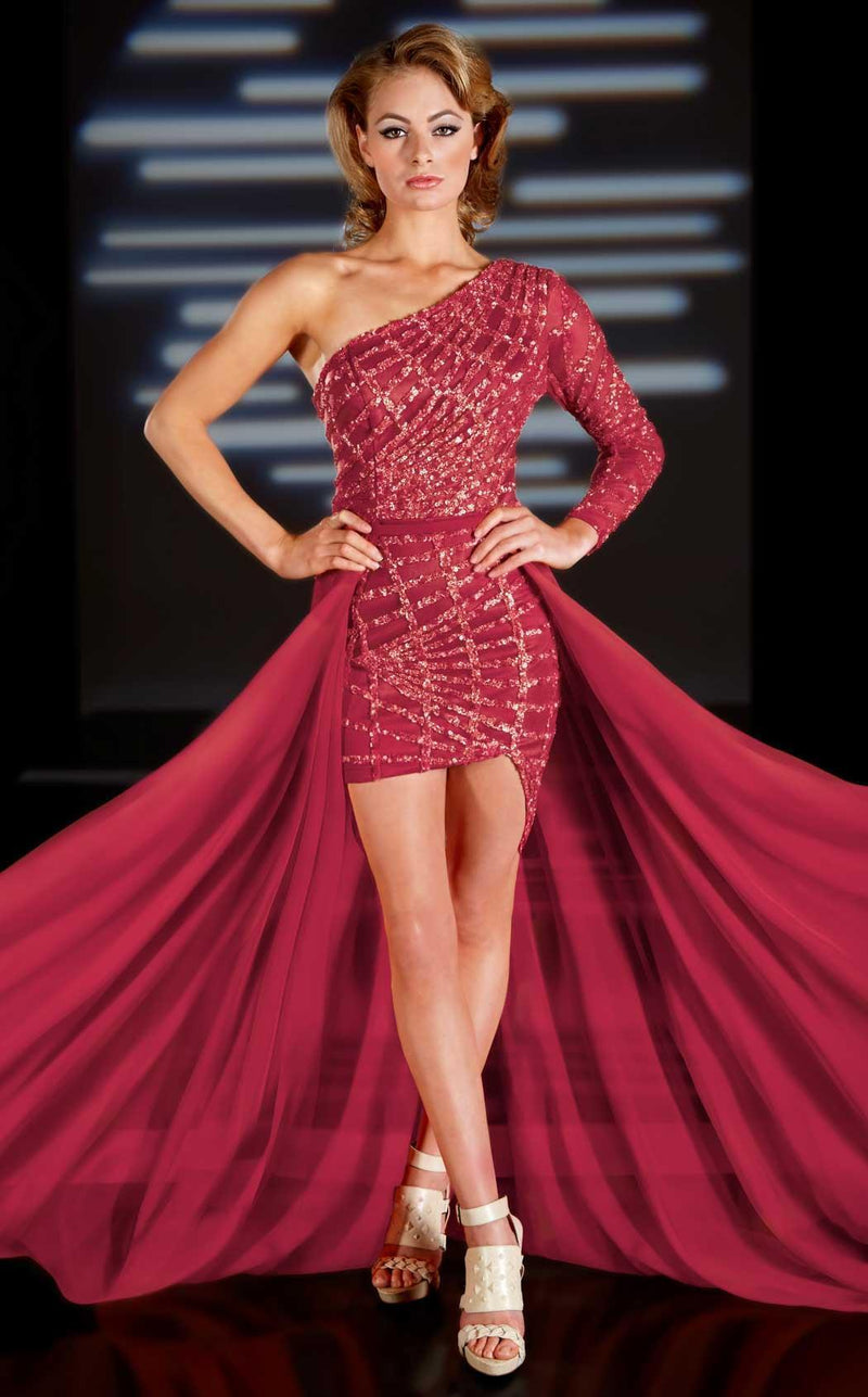 MNM Couture 0431 Red