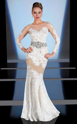 MNM Couture 0500 Ivory