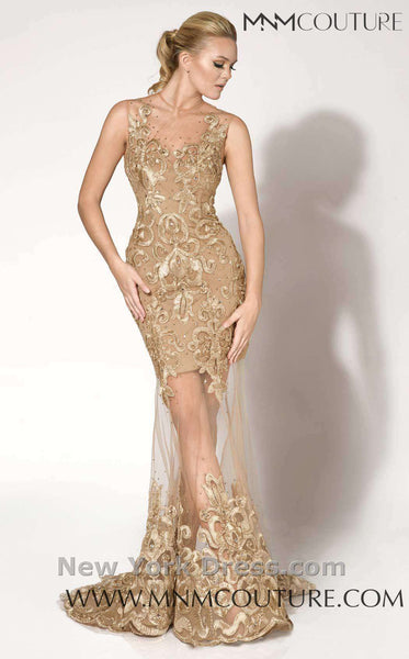MNM Couture 0614 Gold/Nude