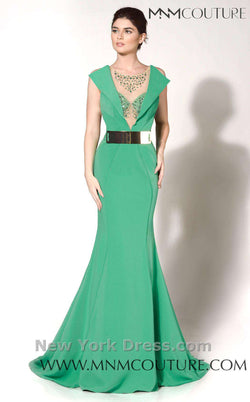 MNM Couture 0624 Green
