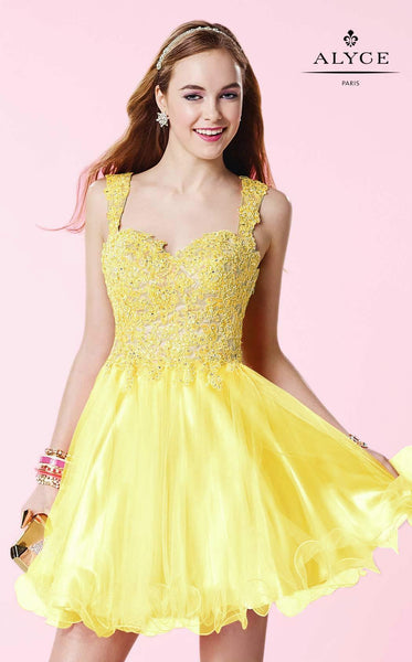 Alyce 3648 Yellow