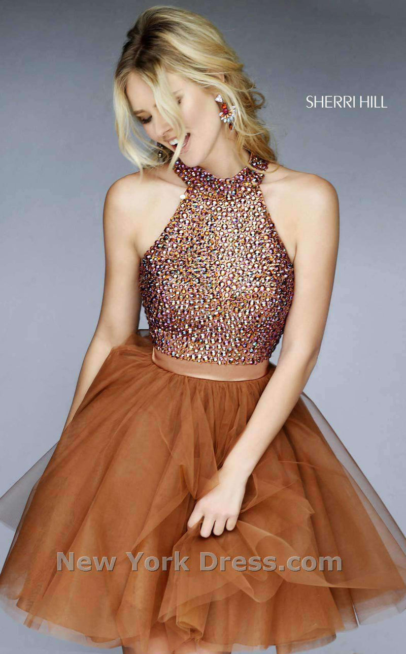 Sherri Hill 11306 Copper
