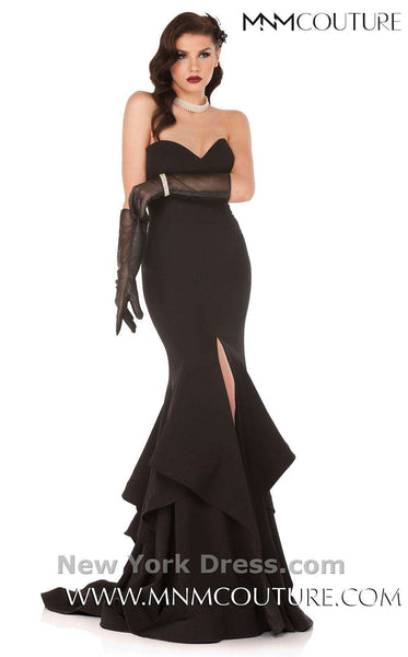 MNM Couture N0020 Black