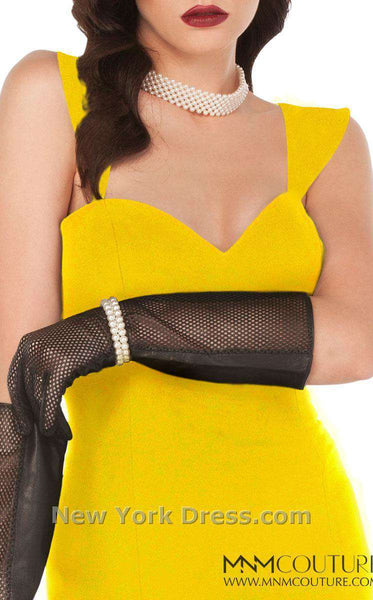 MNM Couture N0020 Yellow