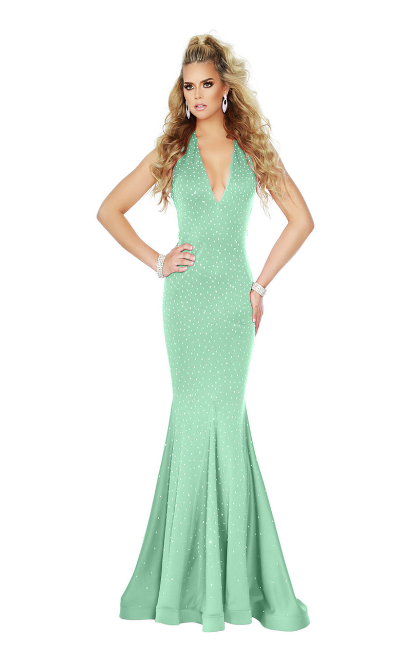 Jasz Couture 6402 Dress