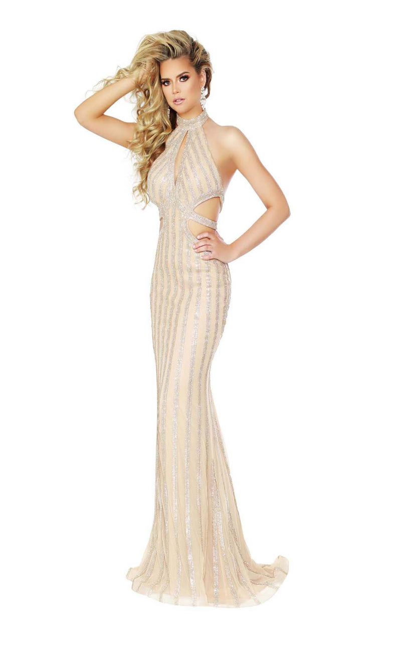 Jasz Couture 6403 Dress