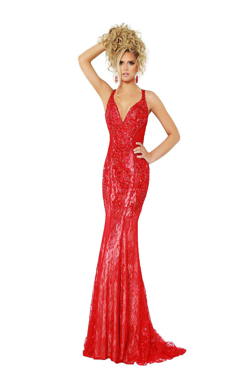 Jasz Couture 6406CL Dress