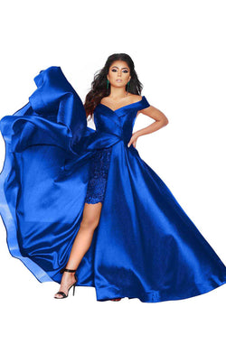 Jasz Couture 6409 Dress