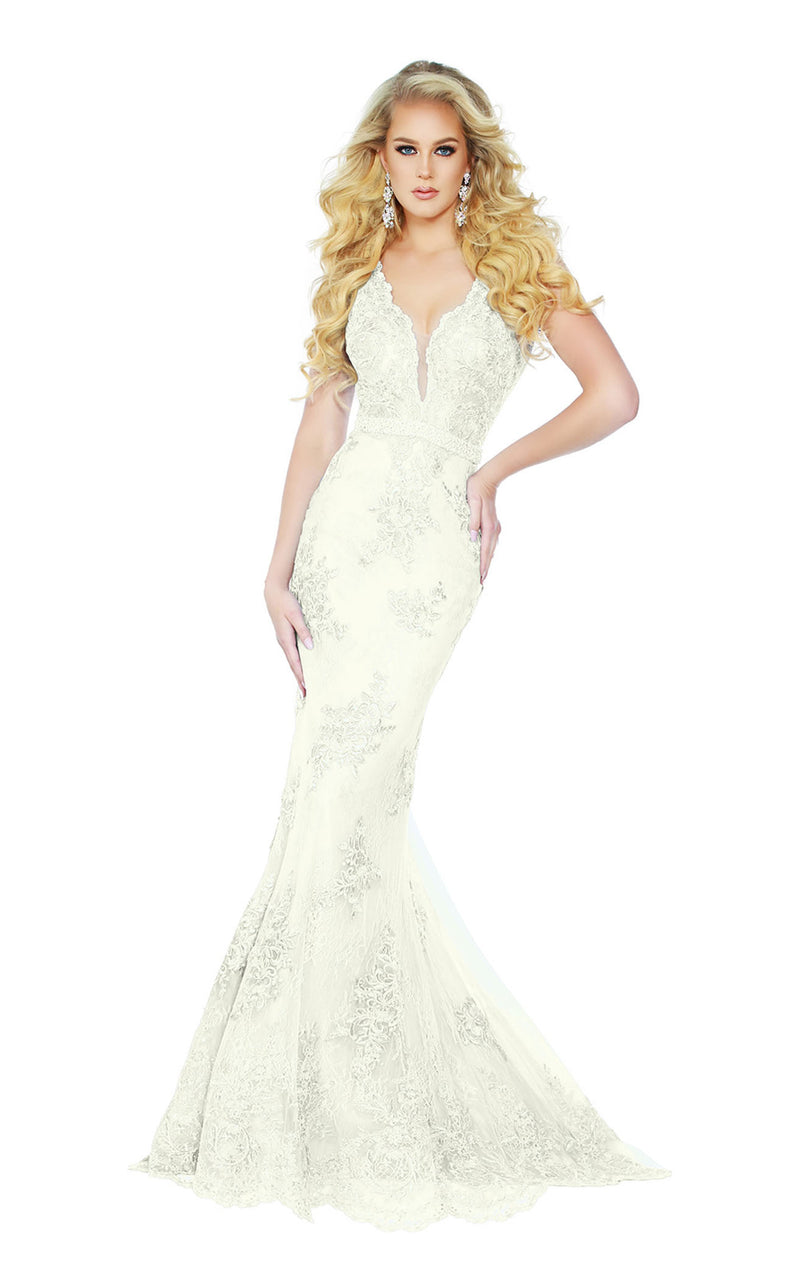 Jasz Couture 6452 Dress