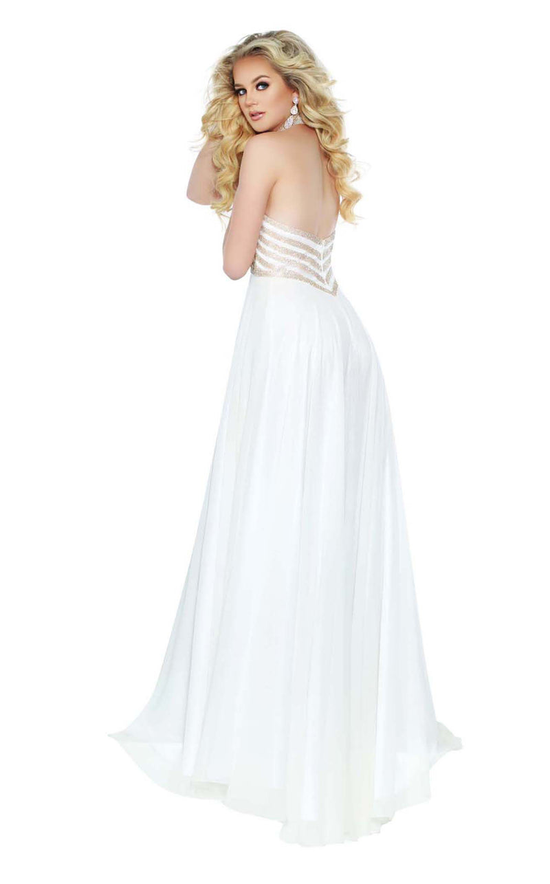 Jasz Couture 6454 Dress