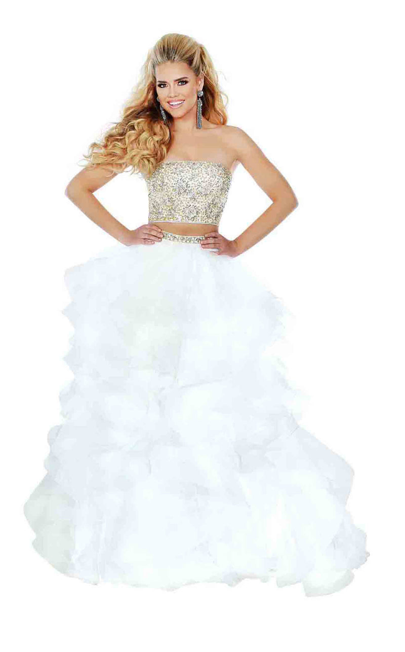 Jasz Couture 6460 Dress