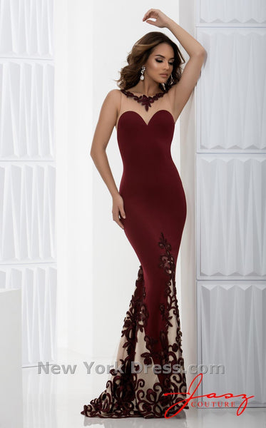 Jasz Couture 5613 Wine