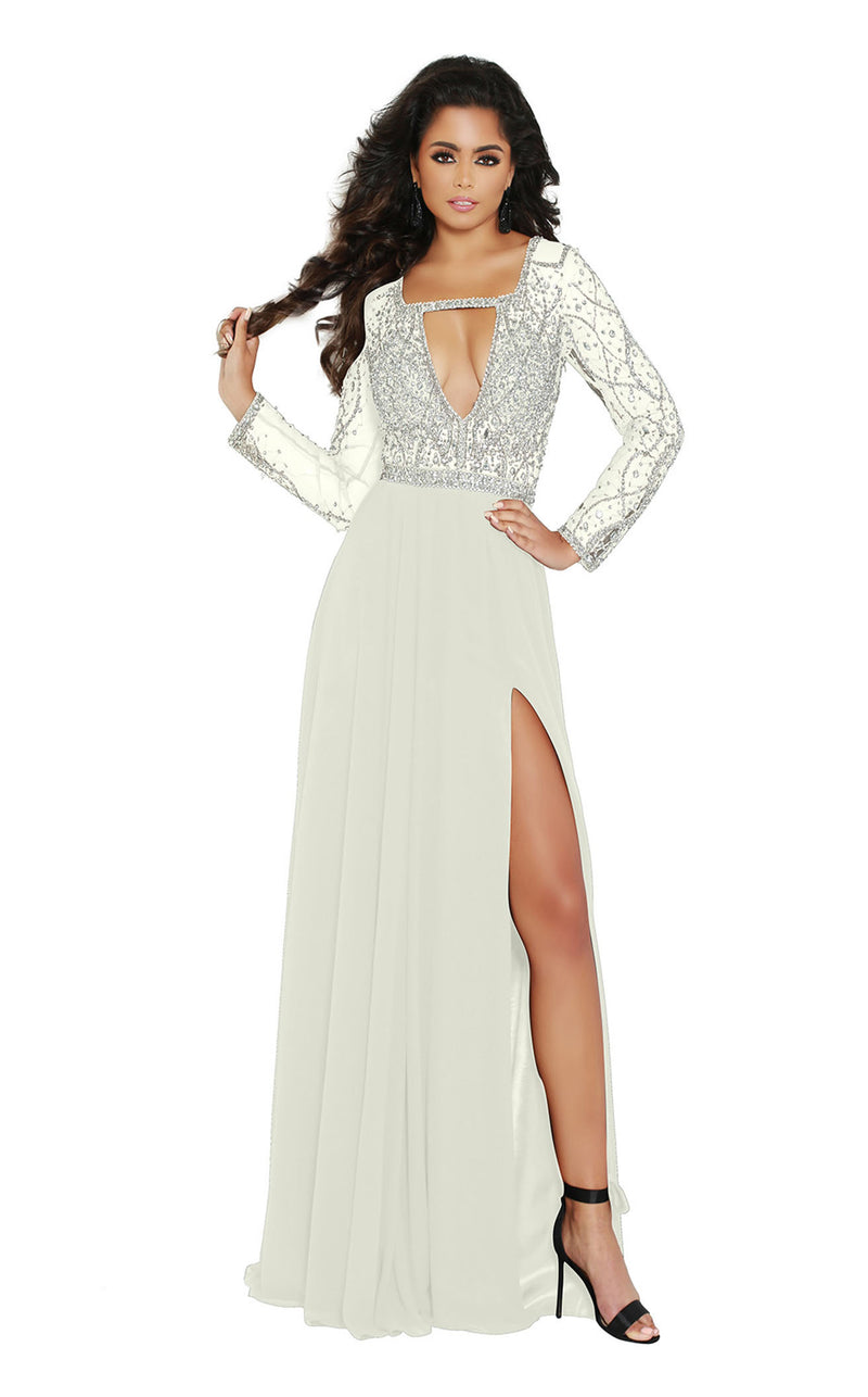Jasz Couture 6495 Dress