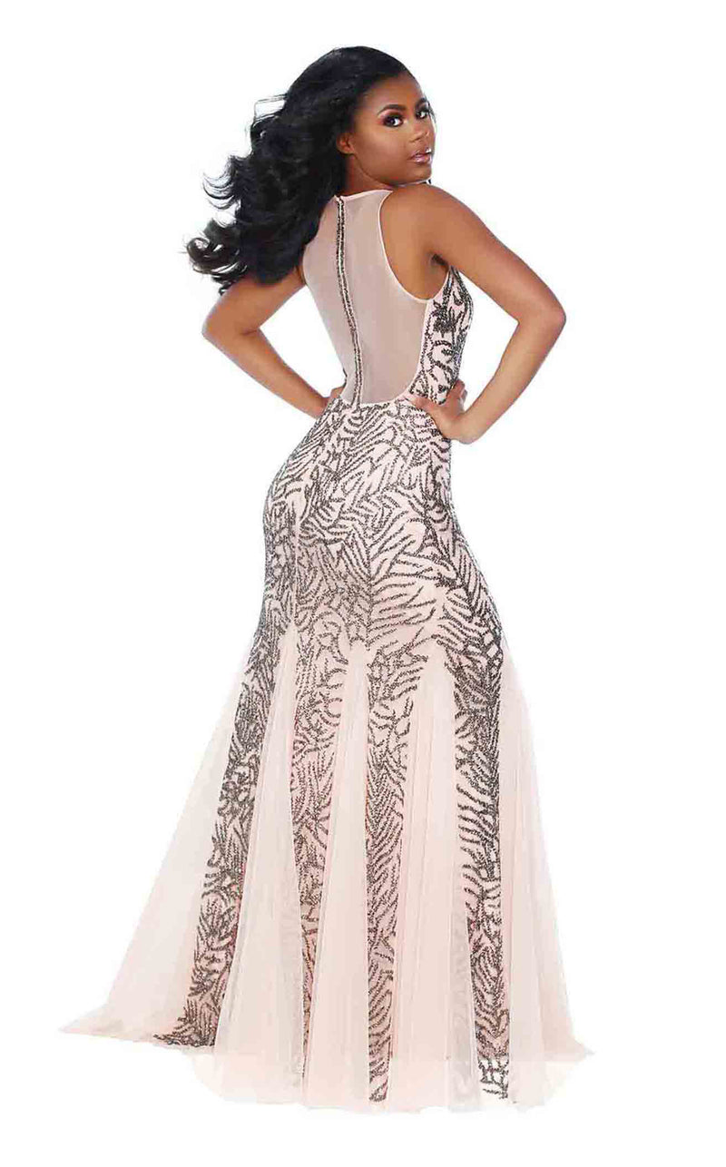 Jasz Couture 6505 Dress