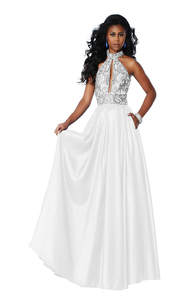 Jasz Couture 6516 Dress