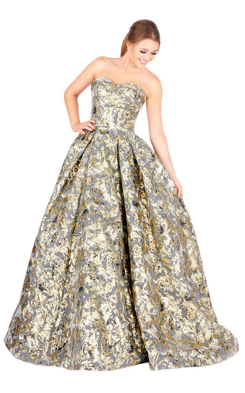 Mac Duggal 66222H Dress