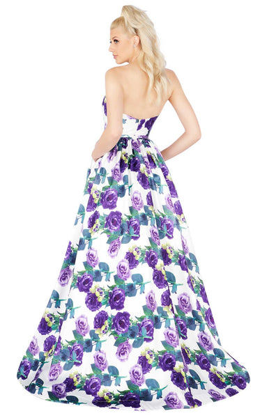 Mac Duggal 66315L Dress