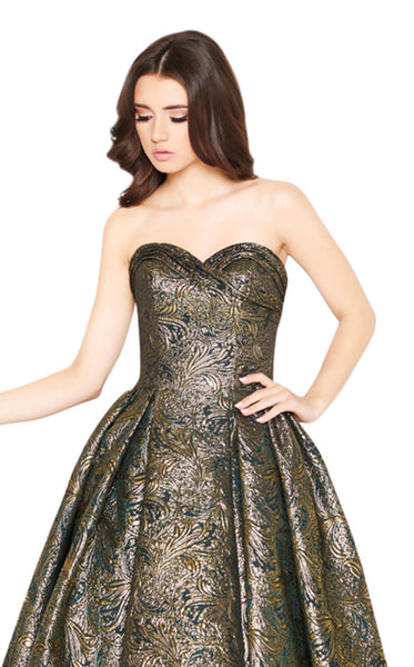 Mac Duggal 66437D Dress