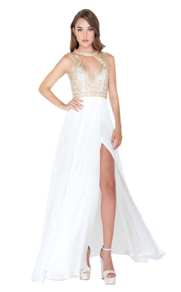 Mac Duggal 66445M Dress