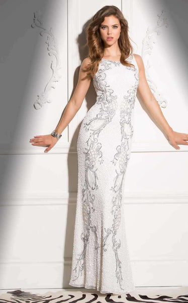 Scala 48550 Ivory/Silver