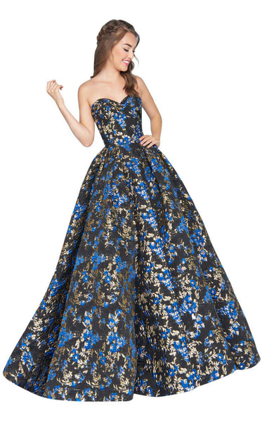 Mac Duggal 66555H Dress