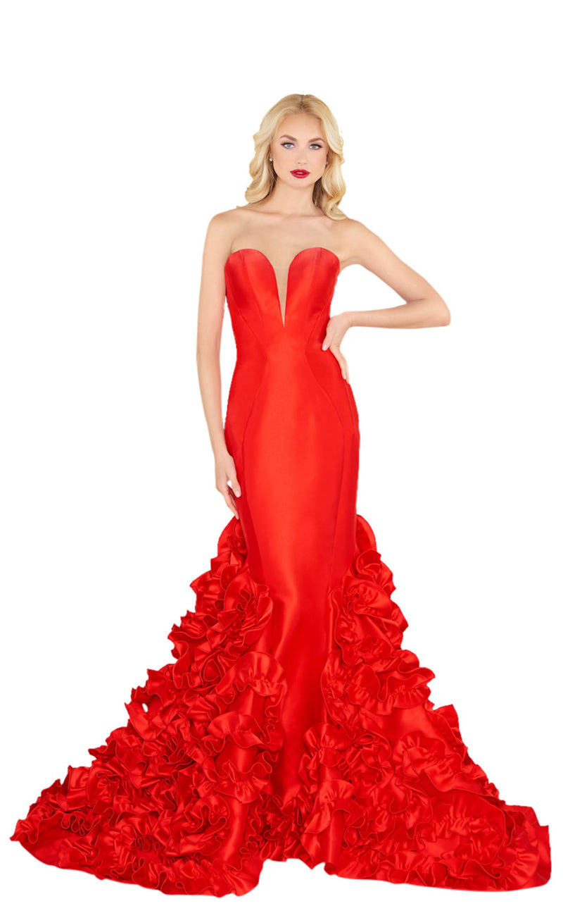 Mac Duggal 66581R Dress