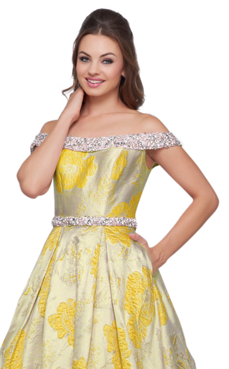 Mac Duggal 66710H Dress