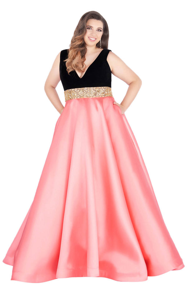 Mac Duggal Fabulouss 66787F Dress