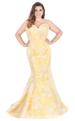 Mac Duggal Fabulouss 66801F Dress