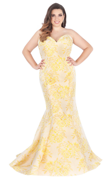 Mac Duggal Fabulouss 4858F Dress